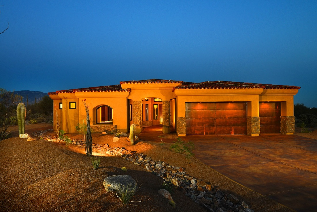 Sunset Canyon Estates Tuscan